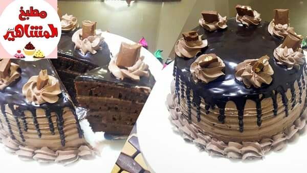 طريقة عمل كيك شوكولاتة