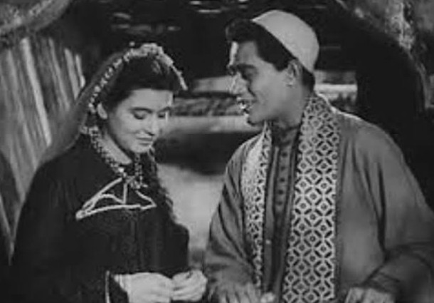 فيلم حسن ونعيمة من افلام الحب والرومانسية