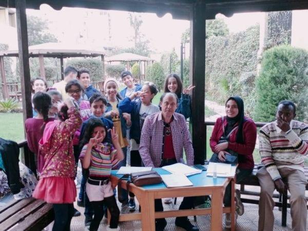 ورشة علاء نصر للطفل أخرجت ممثلين محترفين