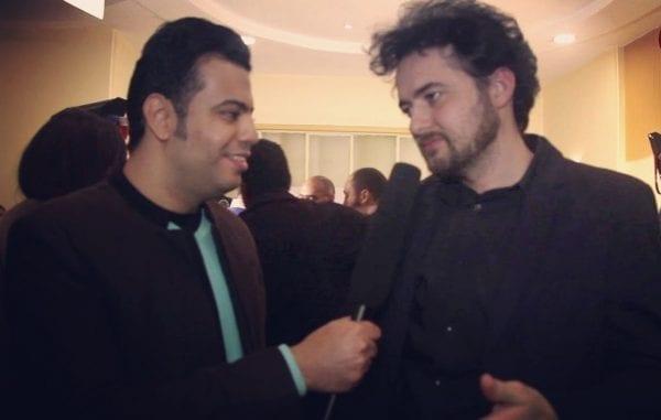 لقاء مع المخرج ابو بكر شوقى وجوائز فيلم يوم الدين-تقديم أمجد زاهر